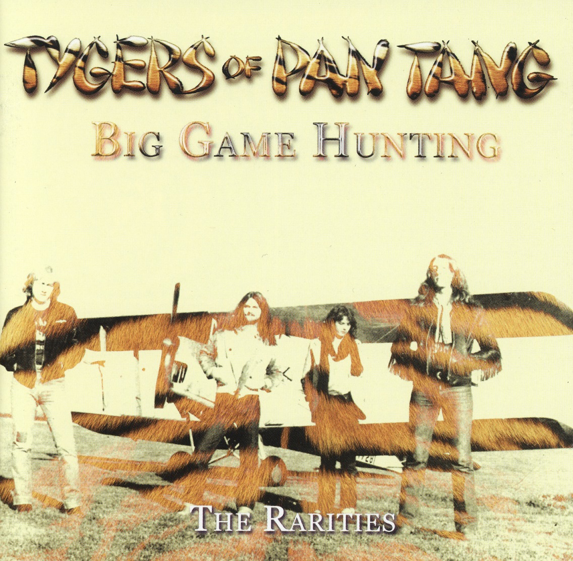 TYGERS OF PAN TANG (UK) / Big Game Hunting - The Rarities (2CD)