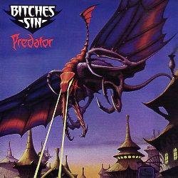 BITCHES SIN (UK) / Predator + 12 (collector's item)