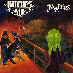 BITCHES SIN (UK) / Ultimate Invaders (2CD)