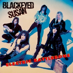 BLACKEYED SUSAN (US) / Electric Rattlebone + Just A Taste (2CD)
