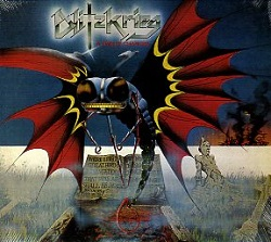 BLITZKRIEG (UK) / A Time Of Changes (2017 reissue)