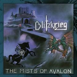 BLITZKRIEG (UK) / The Mists Of Avalon