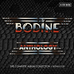 BODINE (Netherlands) / Anthology (4CD box set)