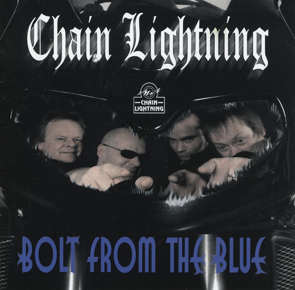 CHAIN LIGHTNING (UK) / Bolt From The Blue