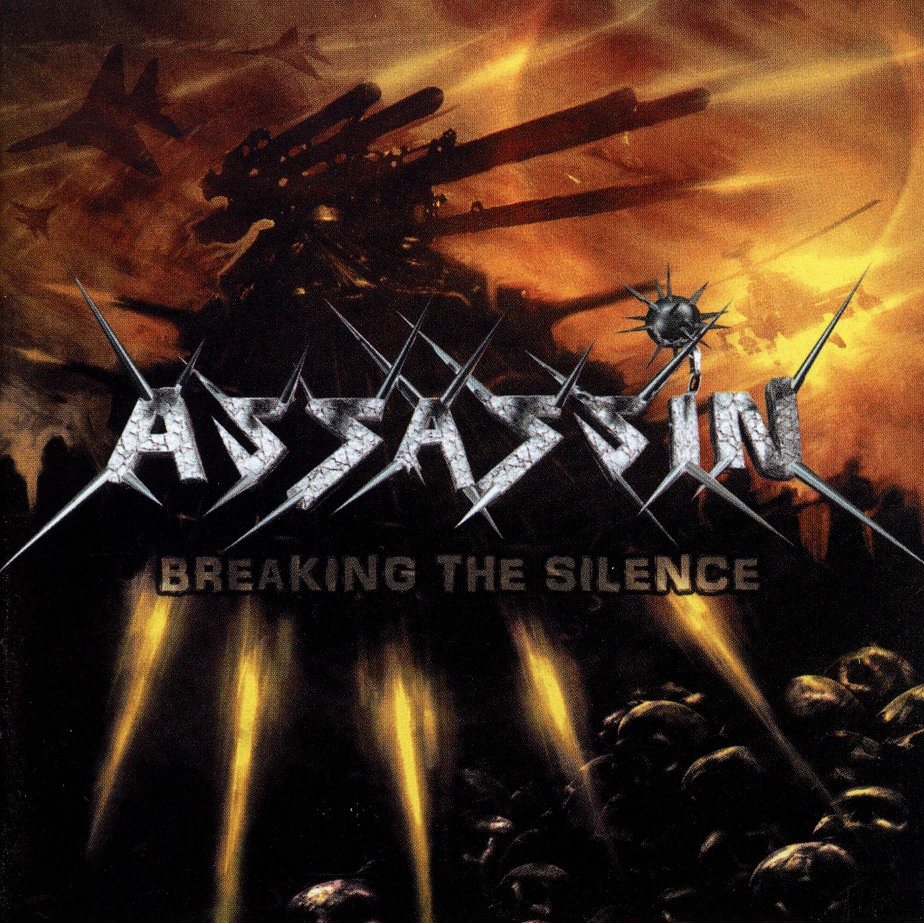 ASSASSIN (Germany) / Breaking The Silence