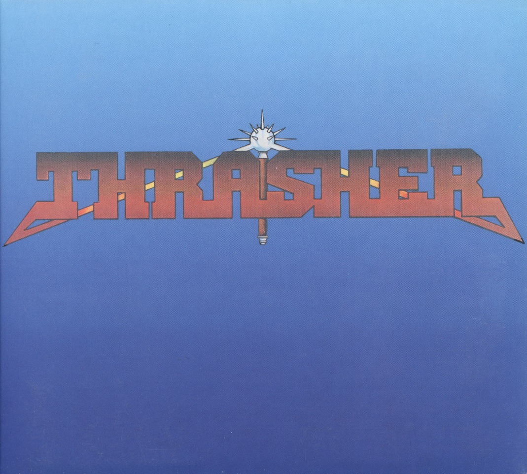 THRASHER(US) / Burning At The Speed Of Light