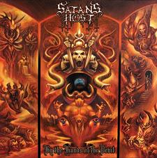 SATAN'S HOST (US) / By The Hands Of The Devil