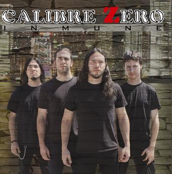 CALIBRE ZERO (Spain) / Inmune
