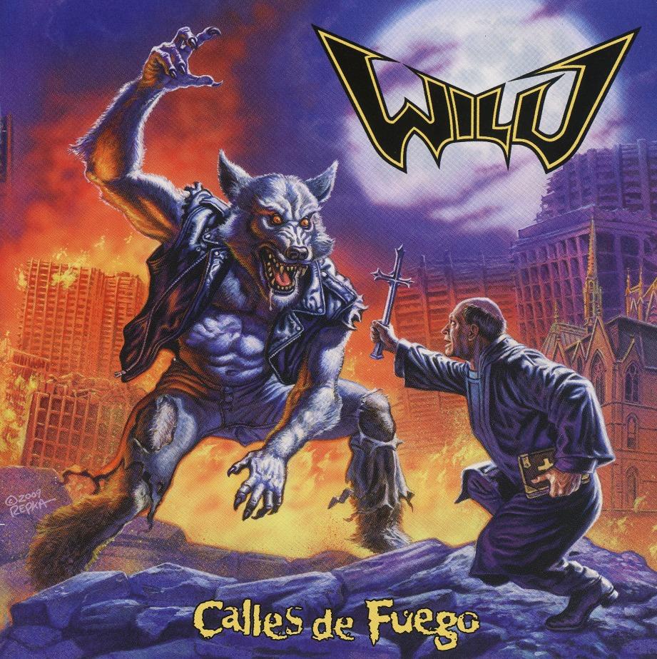 WILD (Spain) / Calles De Fuego