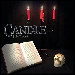 CANDLE (Sweden) / Demo 2016