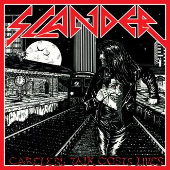 SLANDER (UK) / Careless Talk Costs Lives (2CD - Limited numbered first edition)