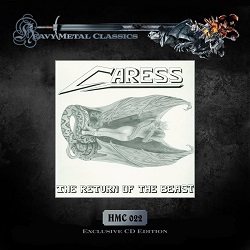 CARESS (Germany) / The Return Of The Beast + 4