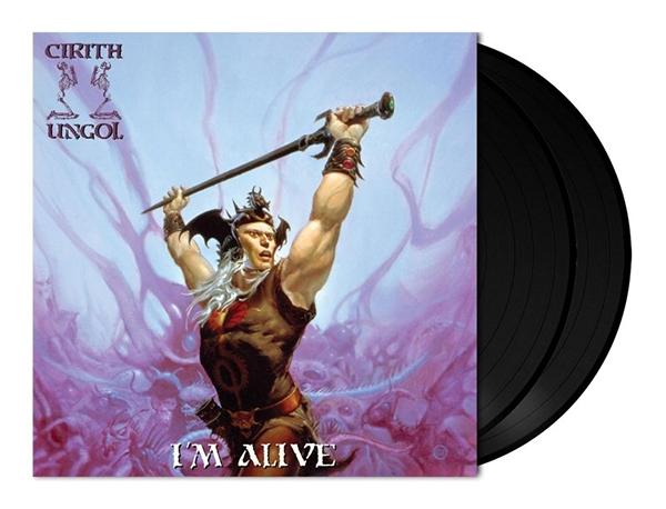 """CIRITH UNGOL (US) / I'm Alive (2 x 12""""LP)"""