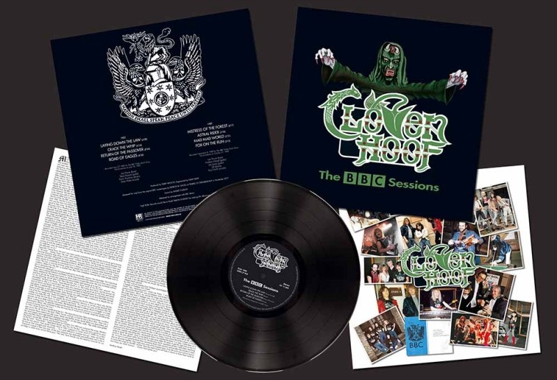 "CLOVEN HOOF (UK) / The BBC Sessions (12""LP)"