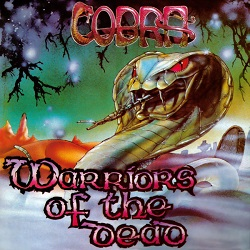 COBRA (UK) / Warriors Of The Dead + 2