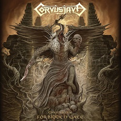 CORVUS JAVA (Indonesia) / Chapter One: Forbidden Gate