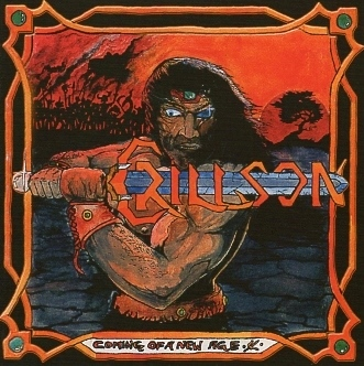 CRILLSON (US) / Coming Of A New Age + 8