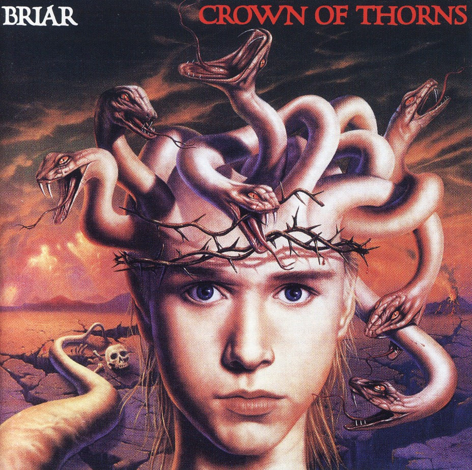 BRIAR (UK) / Crown Of Thorns
