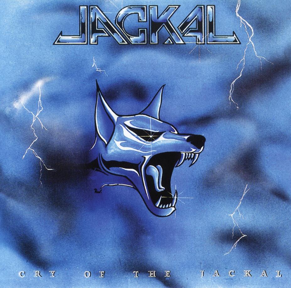 JACKAL (Netherlands) / Cry Of The Jackal (collector's item)