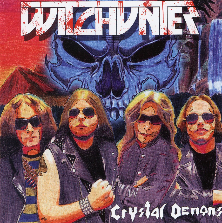 WITCHUNTER (Italy) / Crystal Demons