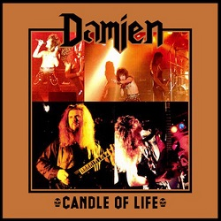 DAMIEN (US) / Candle Of Life (CD+DVD)