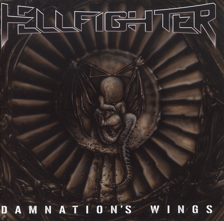 HELLFIGHTER (UK) / Damnation's Wings