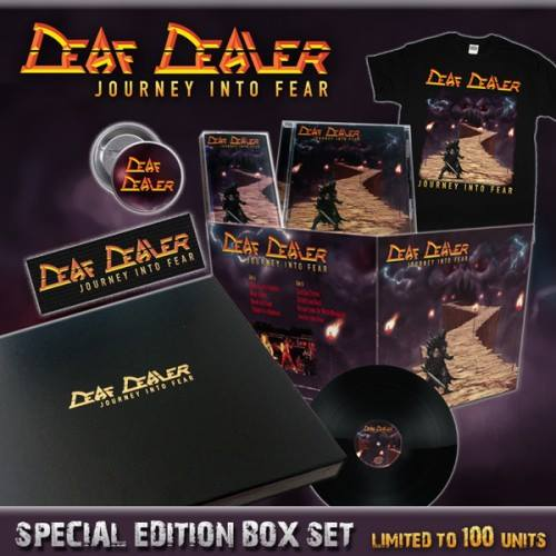 DEAF DEALER (Canada) / Journey Into Fear (Limited box set)
