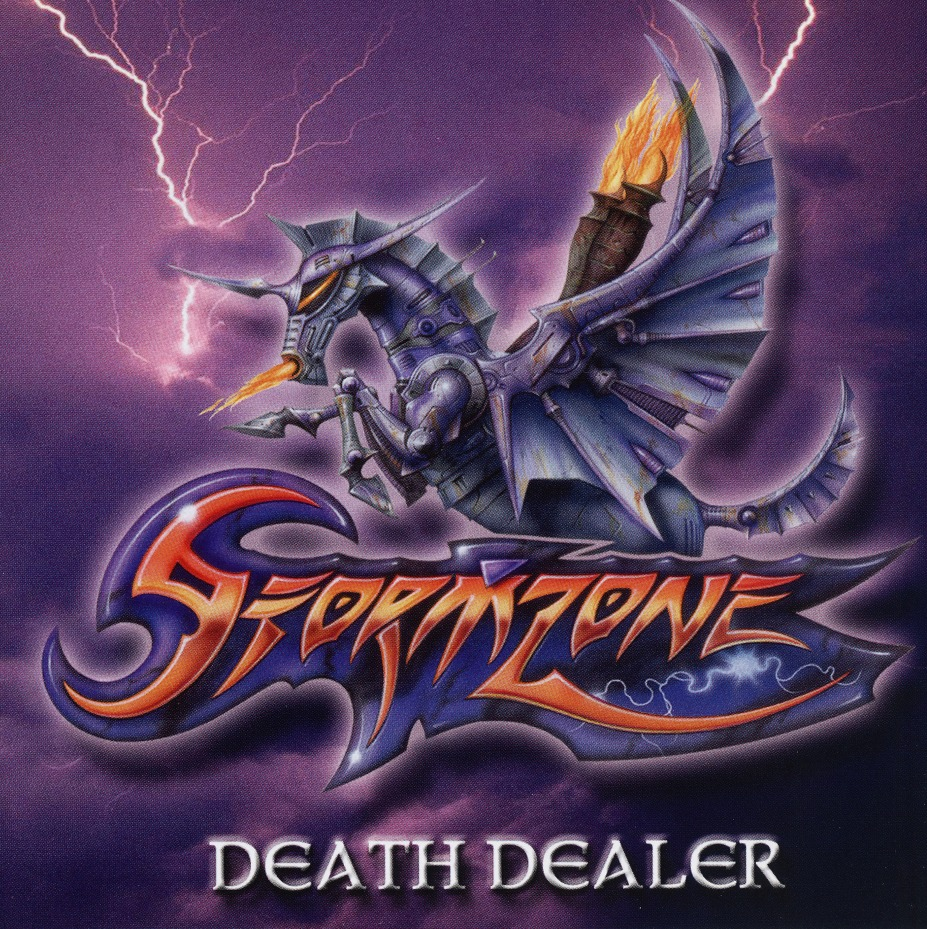 STORMZONE (UK) / Death Dealer