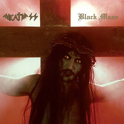 DEATH SS (Italy) / Black Mass (2017 reissue)