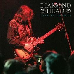"DIAMOND HEAD (UK) / Live In London (12"" vinyl)"