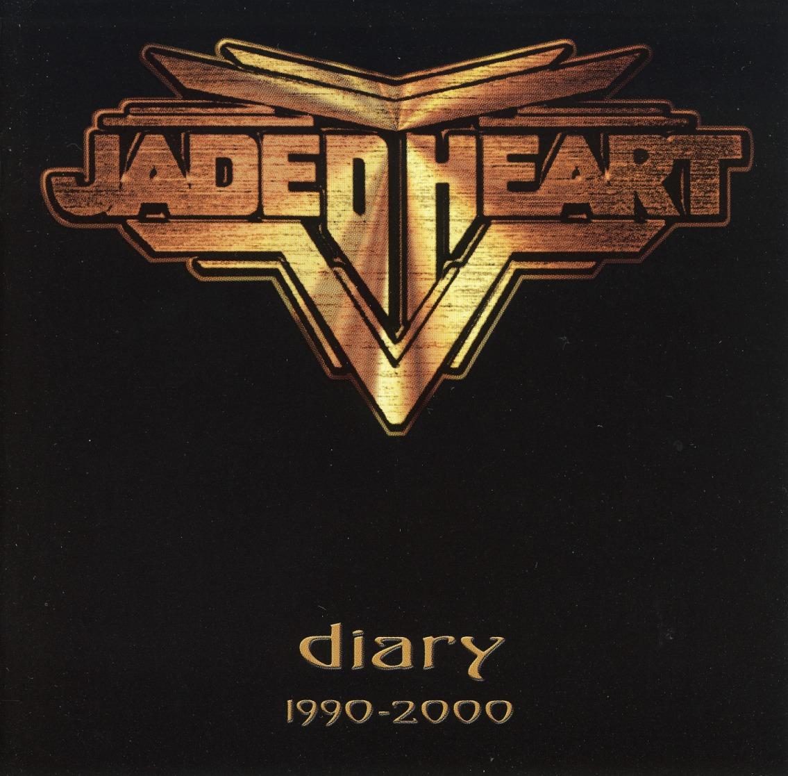 JADED HEART (Germany) / Diary 1990-2000