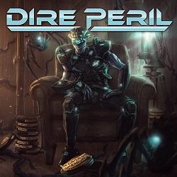 DIRE PERIL (US) / The Extraterrestrial Compendium