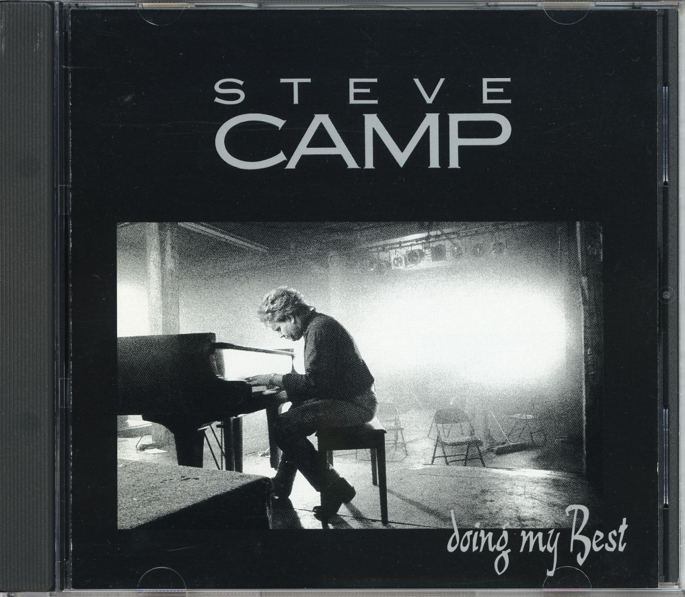 STEVE CAMP/DOING MY BEST (USED)