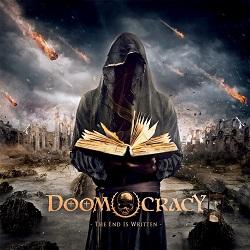 DOOMOCRACY (Greece) / The End Is Written + 2 (2018 reissue)