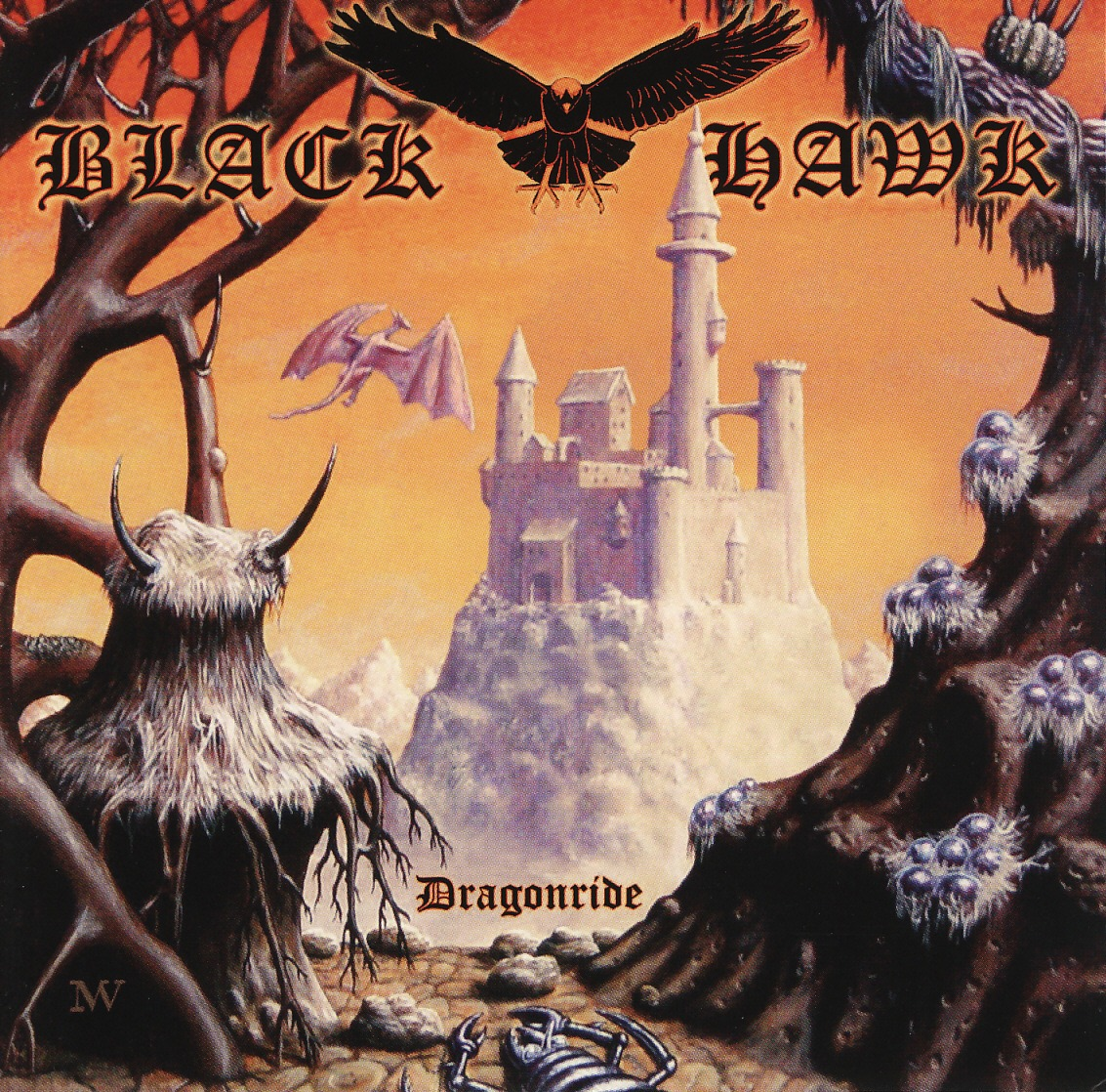 BLACK HAWK (Germany) / Dragonride + 6
