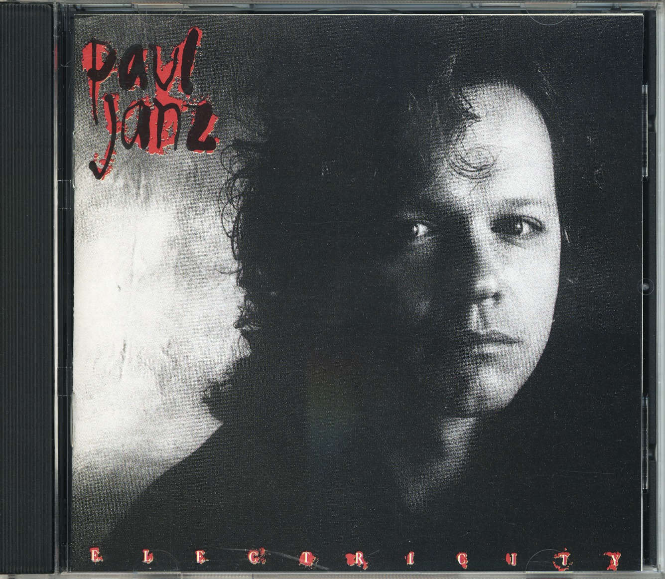 PAUL JANZ/ELECTRICITY (USED)