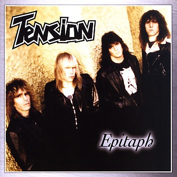 TENSION (US) / Epitaph - 25th Anniversary Edition