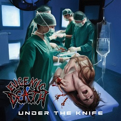EUGENIC DEATH (US) / Under The Knife