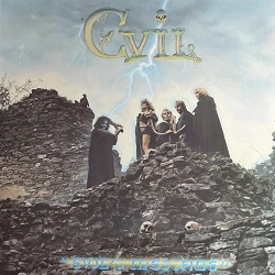 EVIL (Denmark) / Evil's Message + Ride To Hell (お得なセット販売!)