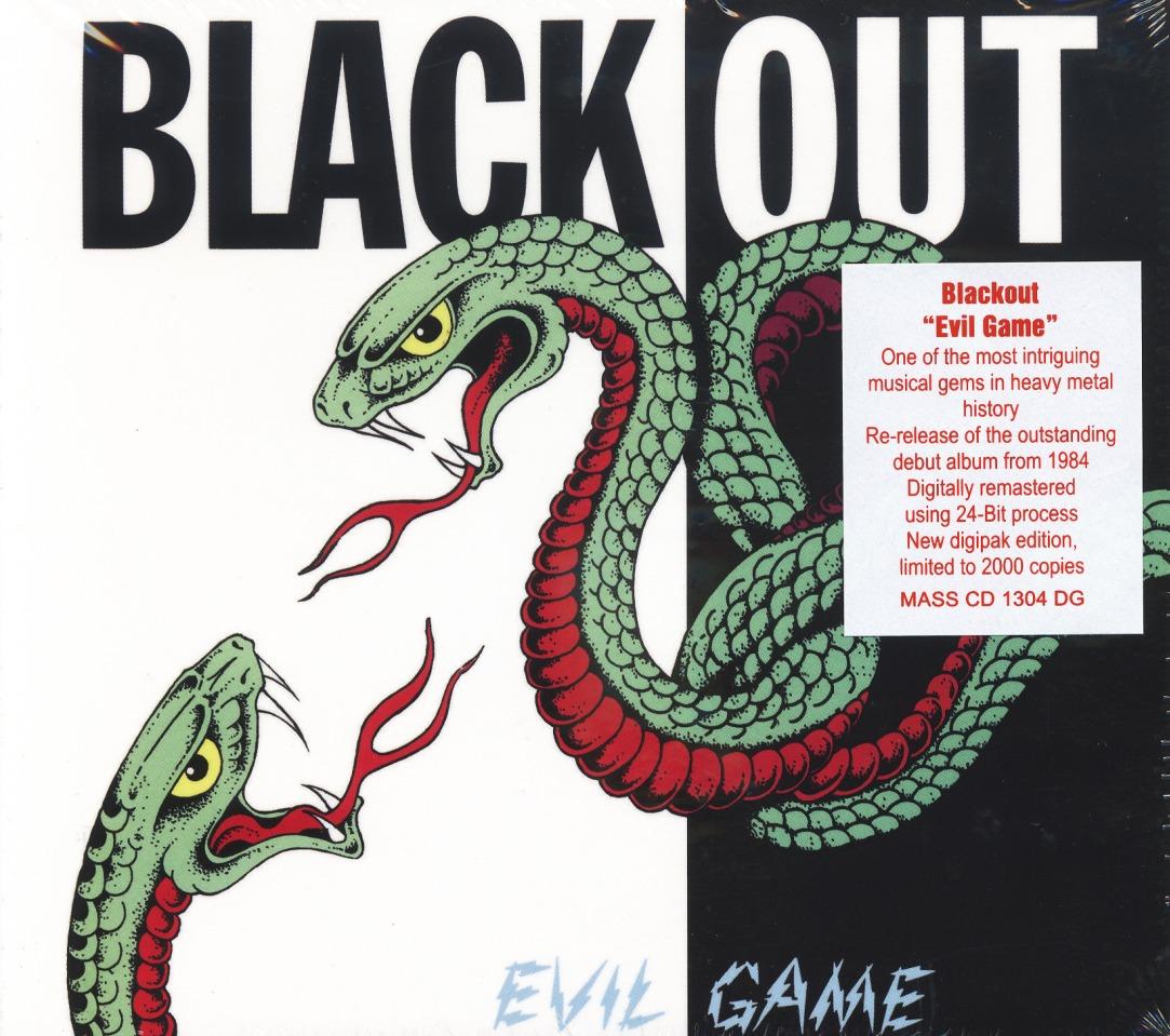 BLACKOUT (Netherlands) / Evil Game
