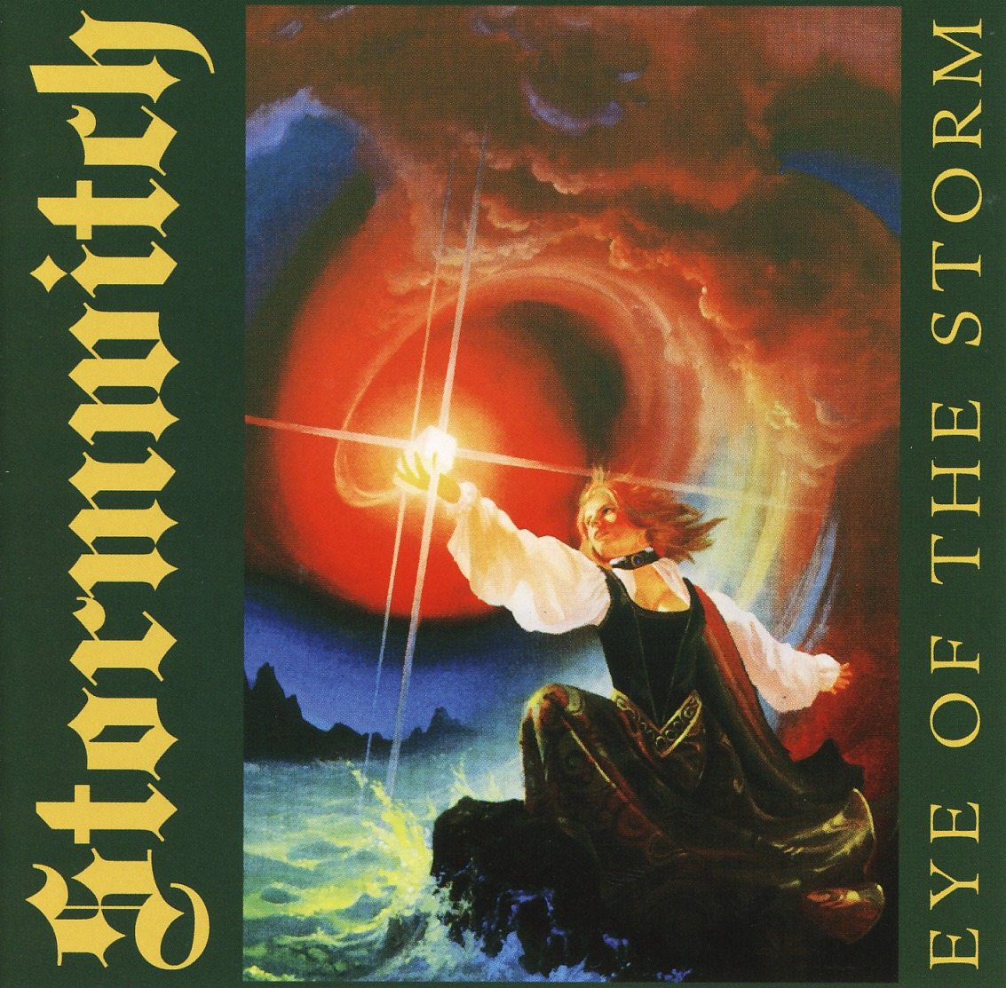 STORMWITCH (Germany) / Eye Of The Storm + 8