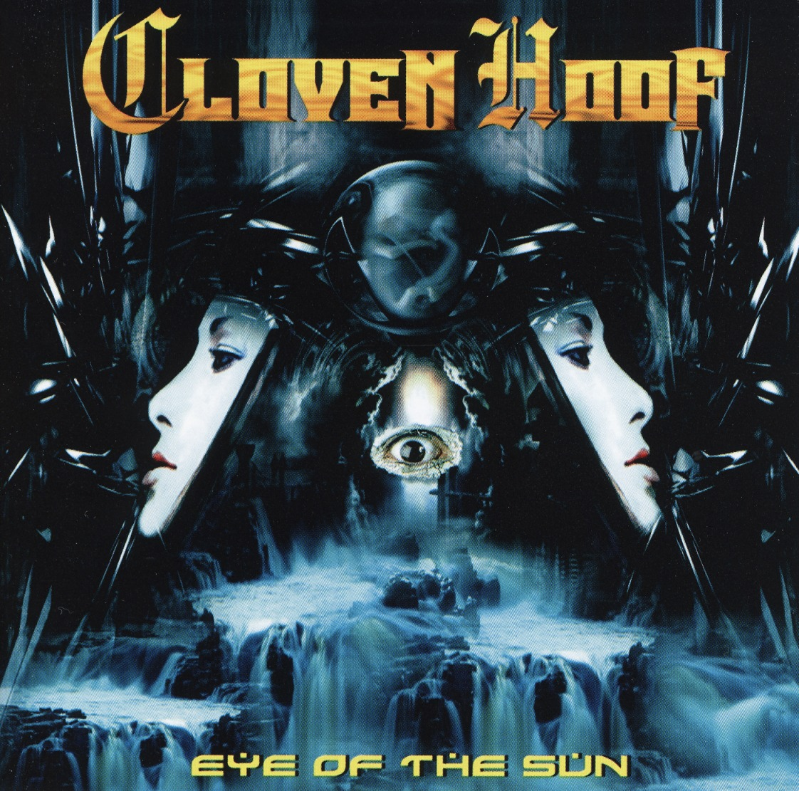 CLOVEN HOOF (UK) / Eye Of The Sun