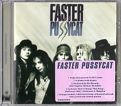 FASTER PUSSYCAT (US) / Faster Pussycat (2013 reissue)