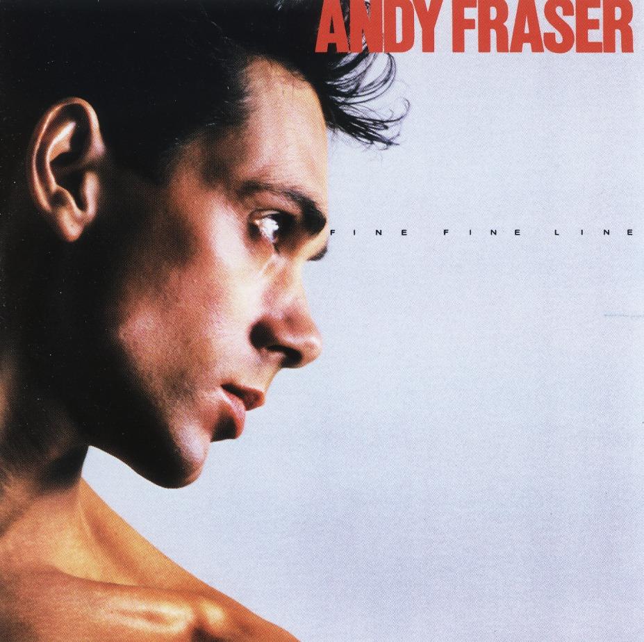 ANDY FRASER (US) / Fine Fine Line + 3 (collector's item)