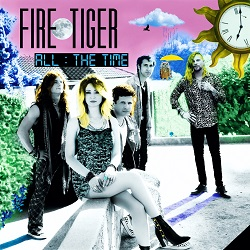 FIRE TIGER (US) / All The Time