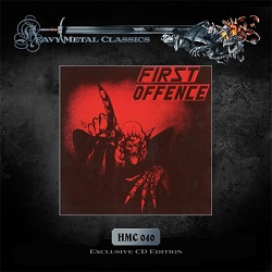 FIRST OFFENCE (UK) / First Offence + 8