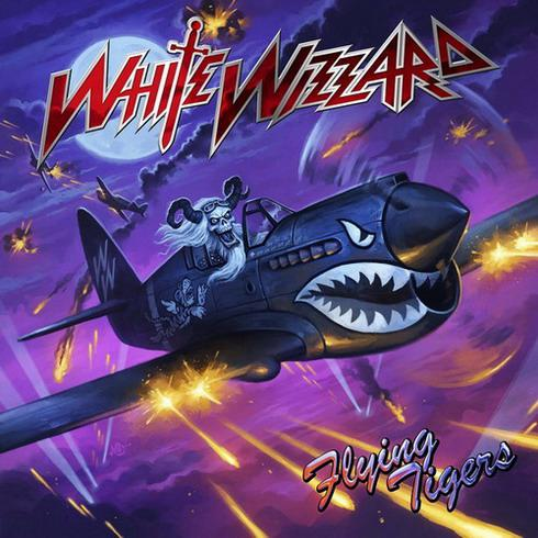 WHITE WIZZARD (US) / Flying Tigers
