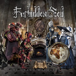 FORBIDDEN SEED (Greece) / The Grand Masquerade