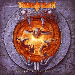 FORGED IN BLACK (UK) / Descent Of The Serpent