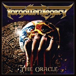 FORGOTTEN LEGACY (US) / The Oracle + 5